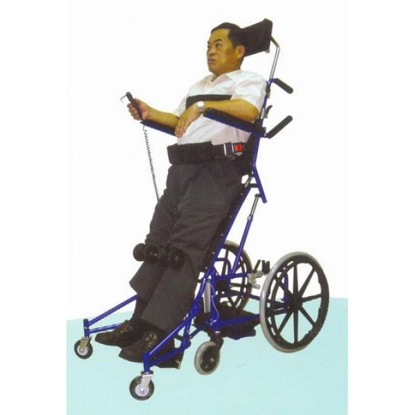 手推型電動站立輪椅(無電動行走)