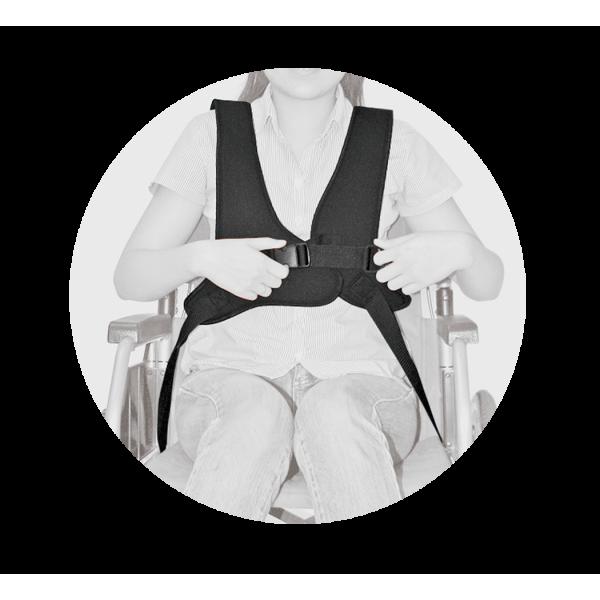 康揚H型輪椅胸帶
