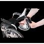 康揚鋁合金輪椅飛揚825(移位型輪椅)