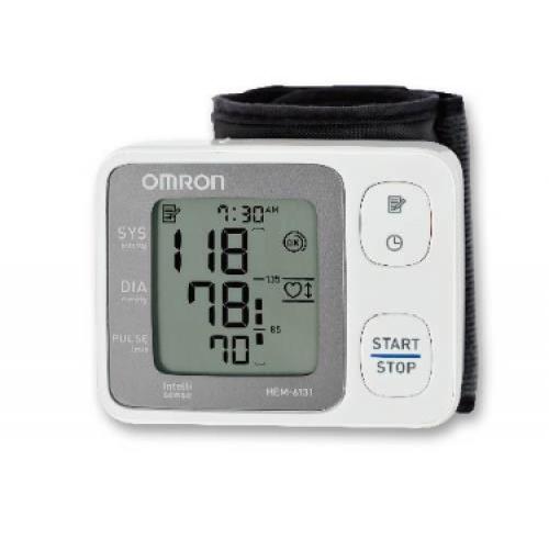 歐姆龍OMRON 手腕式血壓計 HEM-6131