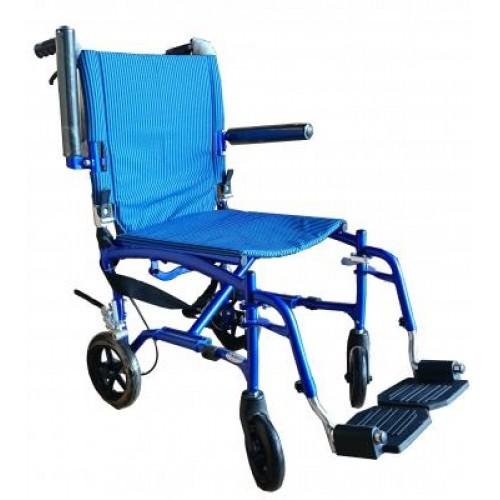 FZK-705鋁製輪椅-背包輪椅