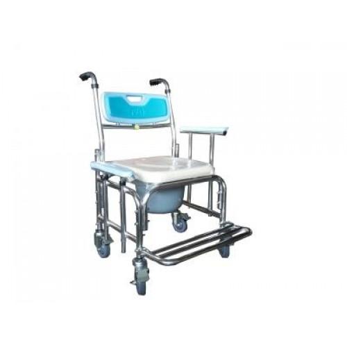 FZK4306鋁製便器椅-扶手升降
