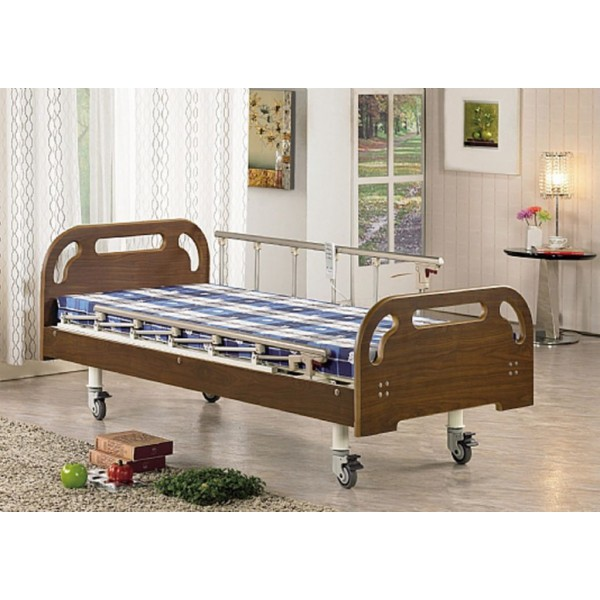 YH318-1(1馬達)& YH318-2(2馬達)電動居家床-雙開式護欄