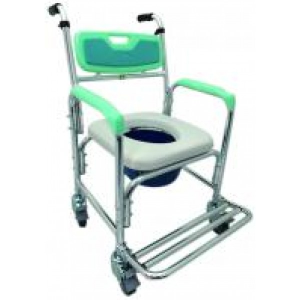 FZK-4301 附輪固定洗澡椅