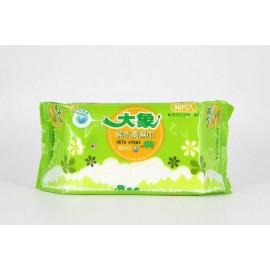 大象溼紙巾(80抽)