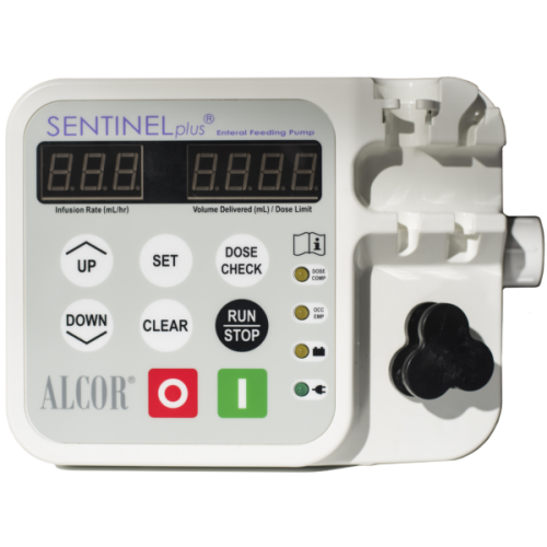 "聖提尼爾灌食幫浦 SENTINELplus"" Enteral Feeding Pump"