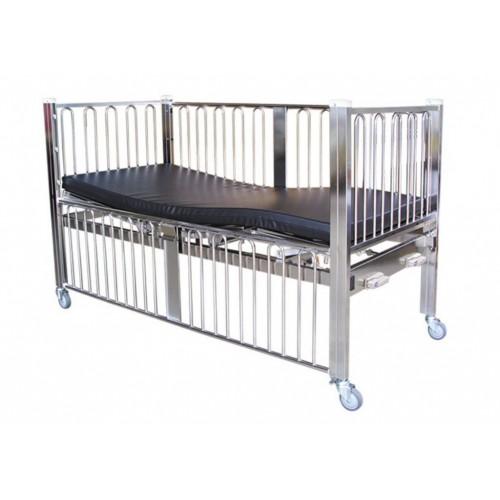 YH021-1 三折二搖桿兒童病床