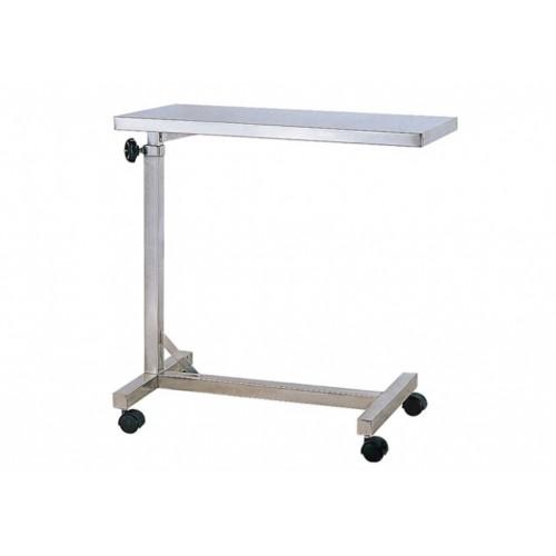 YH019 不鏽鋼床上桌(不鏽鋼面)