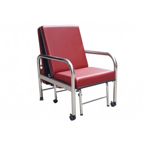 YH017 坐臥兩用陪伴床椅(不鏽鋼)售價5500