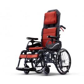 康揚鋁合金輪椅仰樂多515 KM-1520.3T(空中傾倒型)