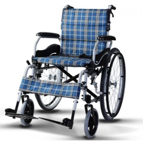 康揚鋁合金輪椅SM-852.2(利於移位型)