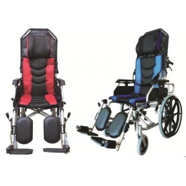 FZK-AB 鋁合金仰躺式輪椅