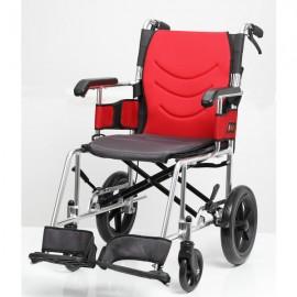 均佳JW-230 鋁合金輪椅(外出型)