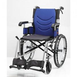 均佳JW-230 鋁合金輪椅(輕巧型)