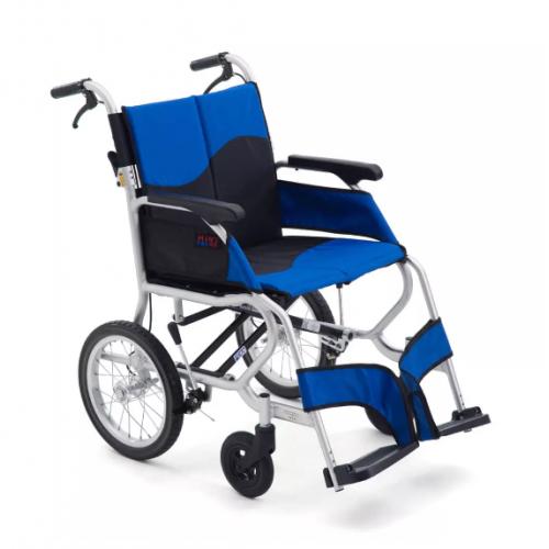 均佳日本MIKI 鋁合金輪椅CK-2 坐得住系列