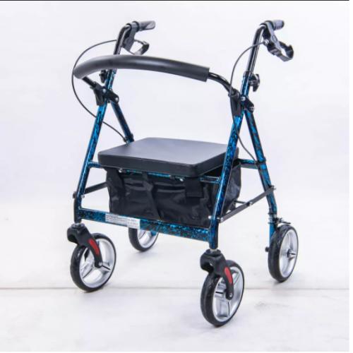 均佳JK-005 鋁合金四輪助行車/助步車(一般型)
