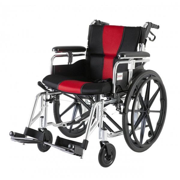 PH-183KB移位式輪椅(座背墊加厚)