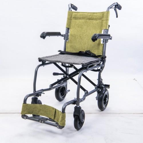 均佳鋁合金輪椅JW-X10 (旅行組)