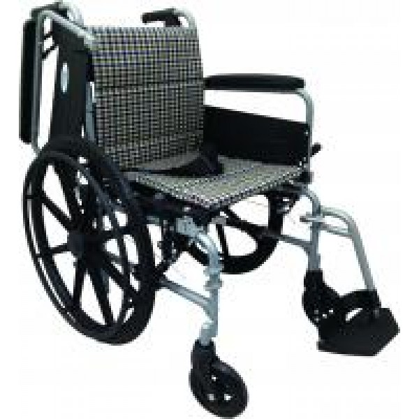 富士康鋁合金移位型輪椅 型號:FZK-K4