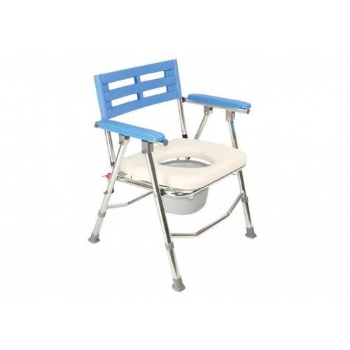 YH121-1 鋁合金收合式便器椅