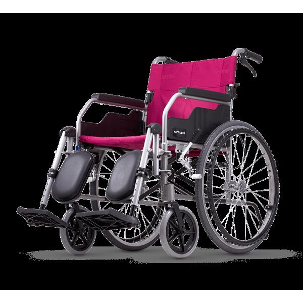 康揚鋁合金輪椅 KM-1510(骨科輪椅)