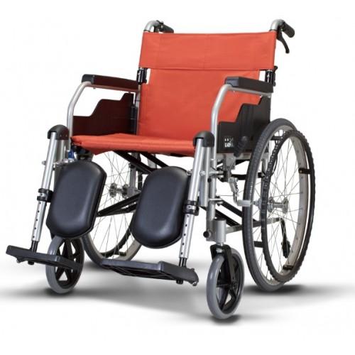 康揚鋁合金輪椅KM-1510(骨科輪椅)