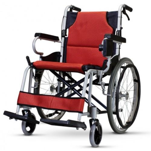 康揚鋁合金輪椅KM2500L(輕巧款)