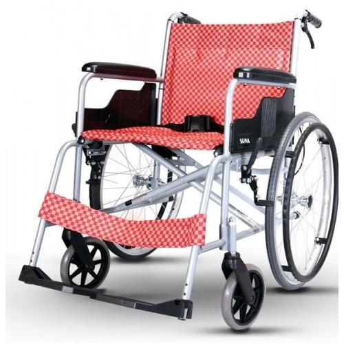 康揚鋁合金輪椅SM100.2(經濟款)