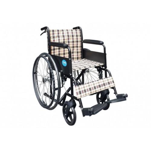YH117-1 鐵製輪椅(布面)