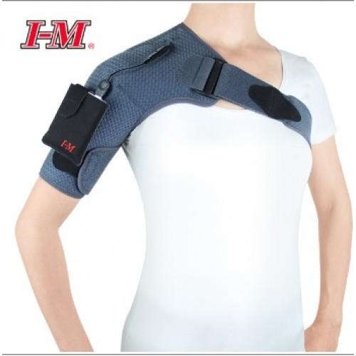 愛民 OO-211 動力式熱敷護具-肩部