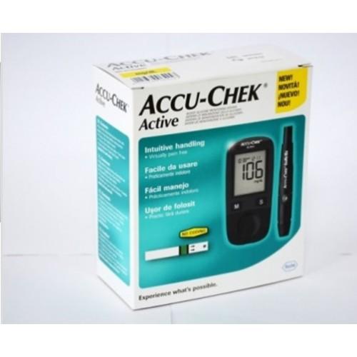 羅氏Accu-Chek活力Active血糖機(主機已停產)