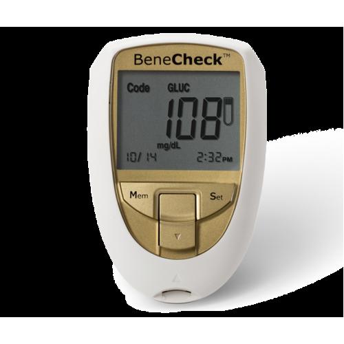 百捷益多功能檢驗系統(3in1 - 血糖、總膽固醇、尿酸)