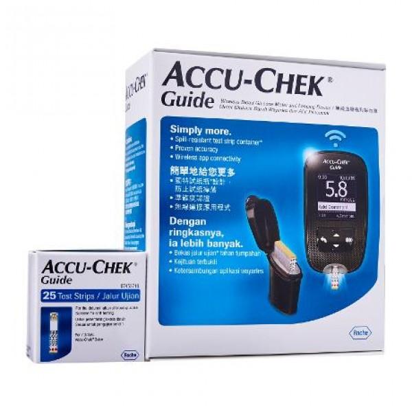 羅氏Accu-Chek guide 智航血糖機