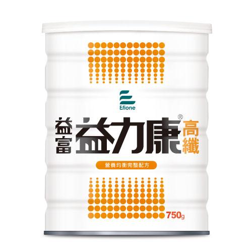 益富-益力康高纖-營養均衡完整配方