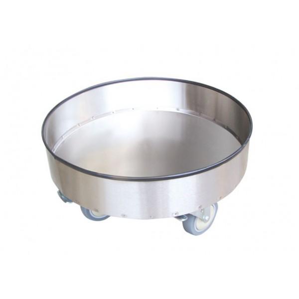 YH141-1  液態氮桶圓桶座(小)