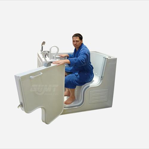 Sanspa 銀髮族走入式開門浴缸