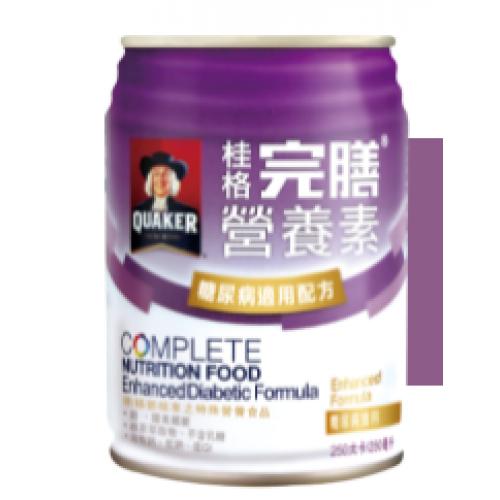 桂格-完膳營養素-糖尿病適用配方(低糖)
