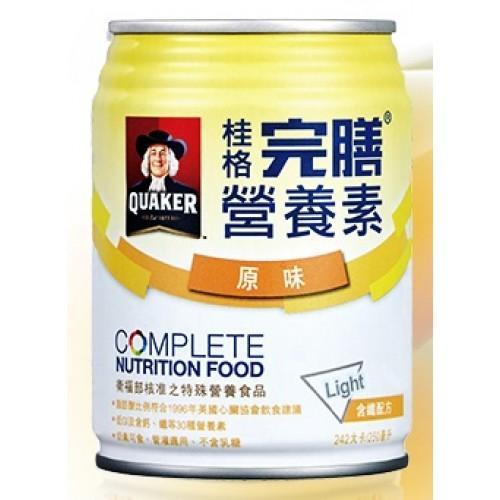 桂格-完膳營養素-原味配方