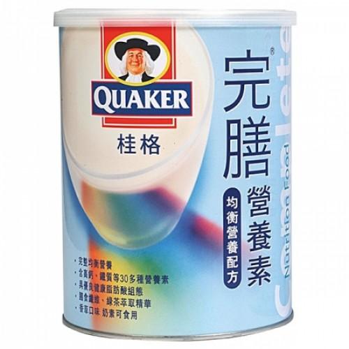 桂格-完膳營養素-均衡配方(粉狀)