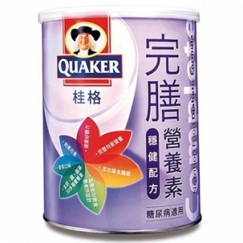 桂格-完膳營養素-穩健配方(粉狀)