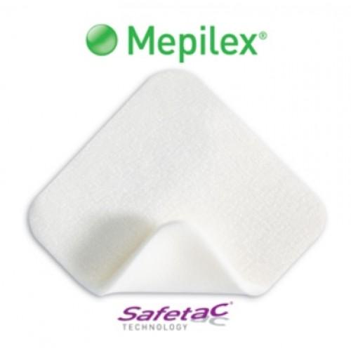 """""""美尼克""""美皮蕾矽膠泡棉敷料 (""""Mölnlycke""""Mepilex Silicone Foam Dressing)"""