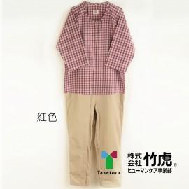日本竹虎連身服