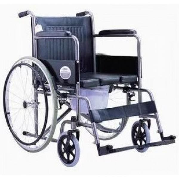 富士康輪椅加便盆